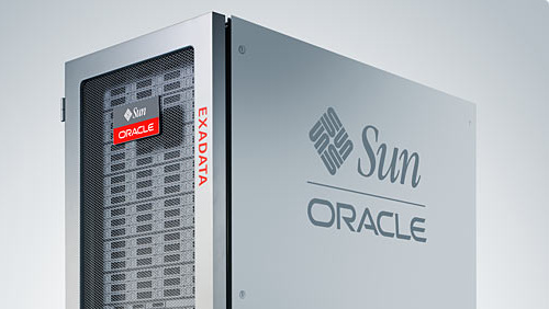 Oracle Exadata Database Machine