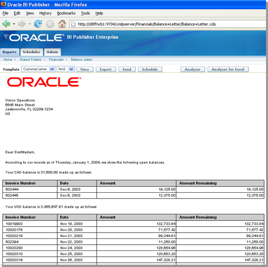 Components of Oracle BI Enterprise Edition (OBIEE)