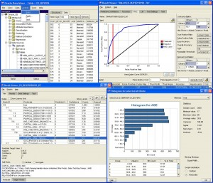 Sample Data Mining Application